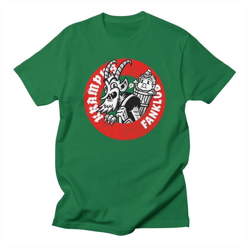 KRAMPUS FANKLUB Women's Unisex T-Shirt by Gimetzco's Artist Shop