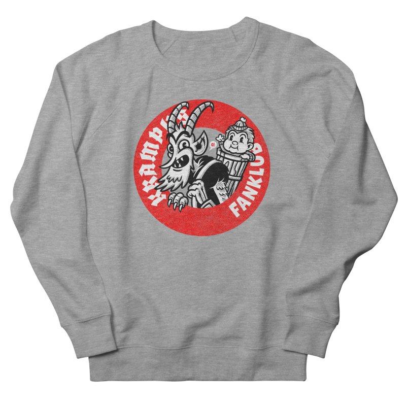 KRAMPUS FANKLUB Women's Sweatshirt by Gimetzco's Artist Shop