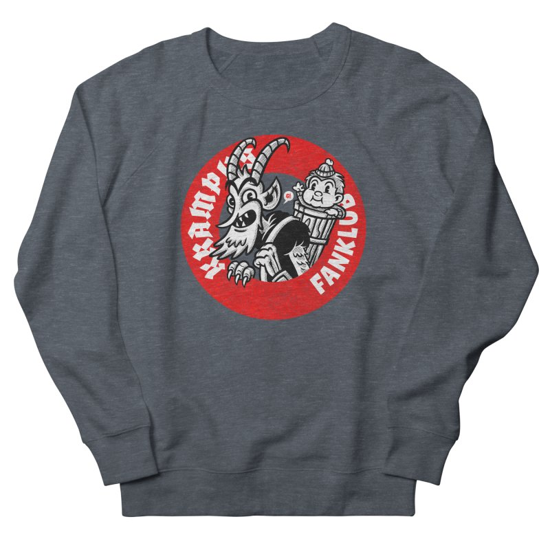 KRAMPUS FANKLUB Men's Sweatshirt by Gimetzco's Artist Shop