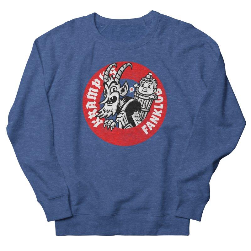 KRAMPUS FANKLUB Men's Sweatshirt by Gimetzco's Artist Shop