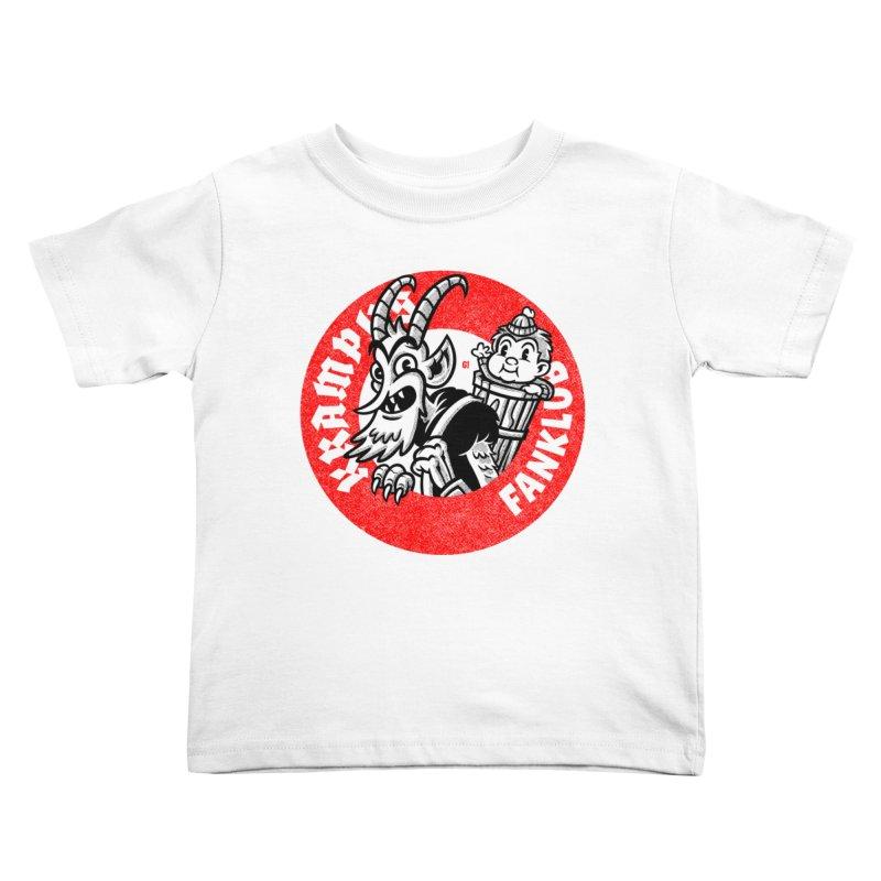 KRAMPUS FANKLUB Kids Toddler T-Shirt by Gimetzco's Artist Shop