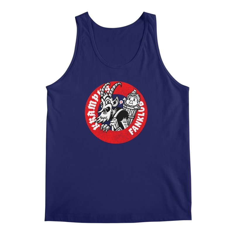KRAMPUS FANKLUB Men's Tank by Gimetzco's Artist Shop