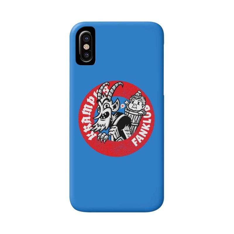KRAMPUS FANKLUB Accessories Phone Case by Gimetzco's Artist Shop