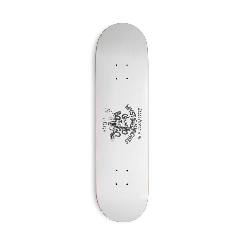 Forbidden Zone Accessories Skateboard by Gimetzco's Damaged Goods