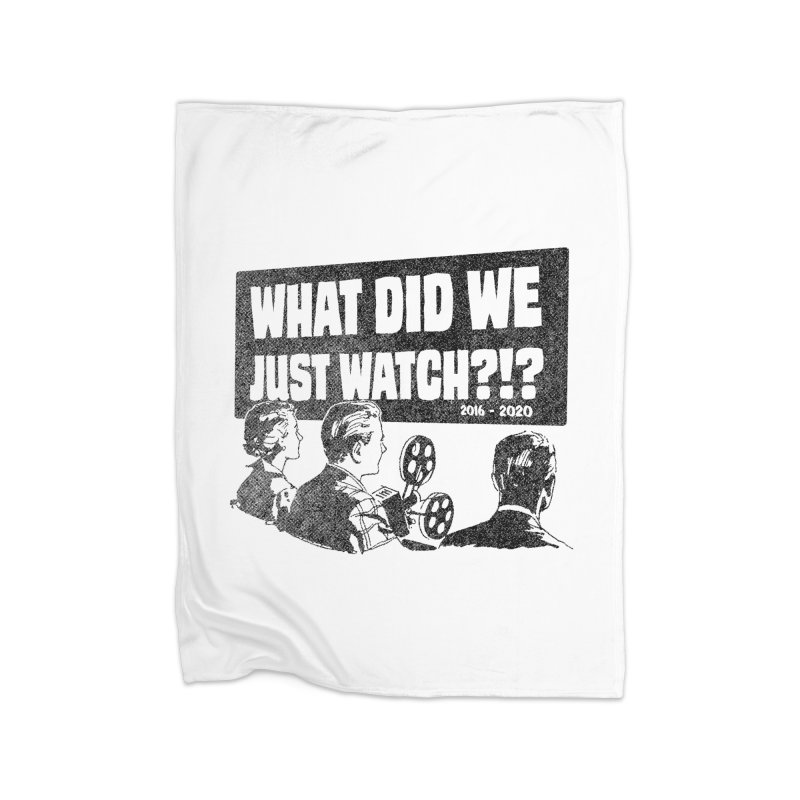 What did we just watch?!? Home Blanket by Gimetzco's Damaged Goods