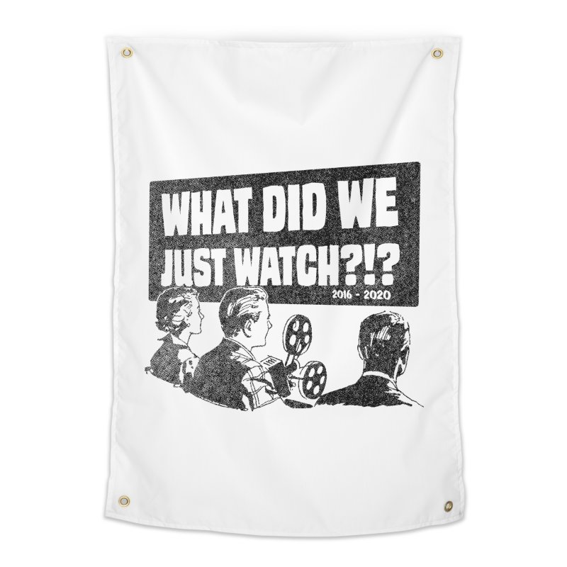 What did we just watch?!? Home Tapestry by Gimetzco's Damaged Goods