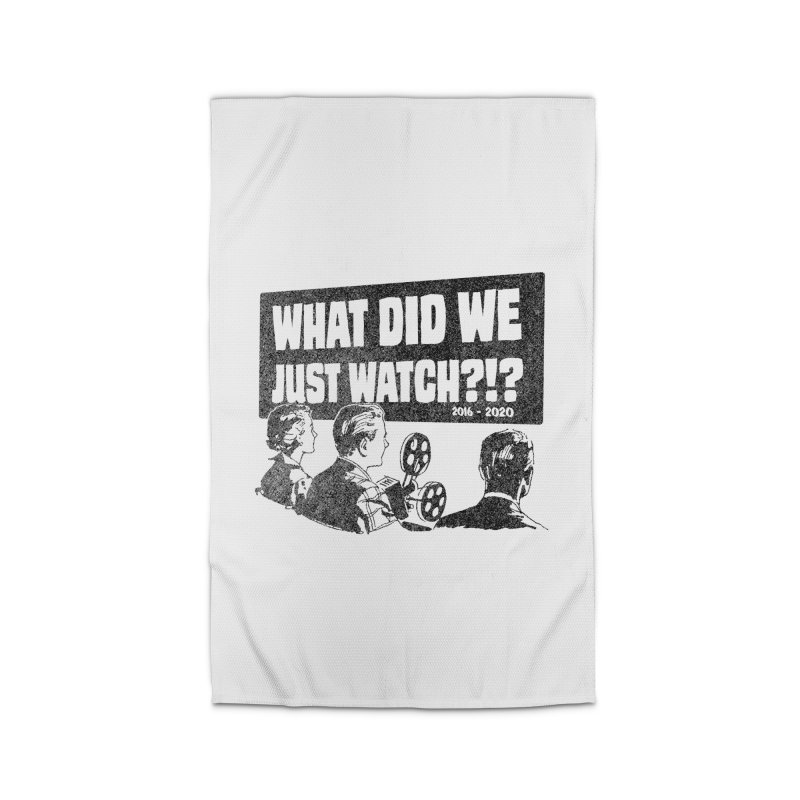 What did we just watch?!? Home Rug by Gimetzco's Damaged Goods