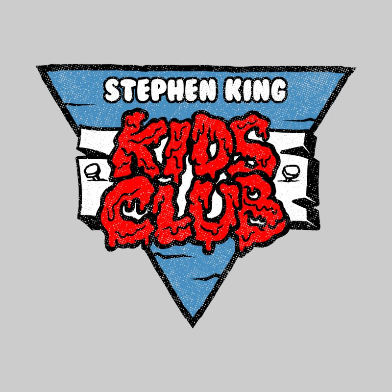 Stephen King Kids Club by Gimetzco's Damaged Goods