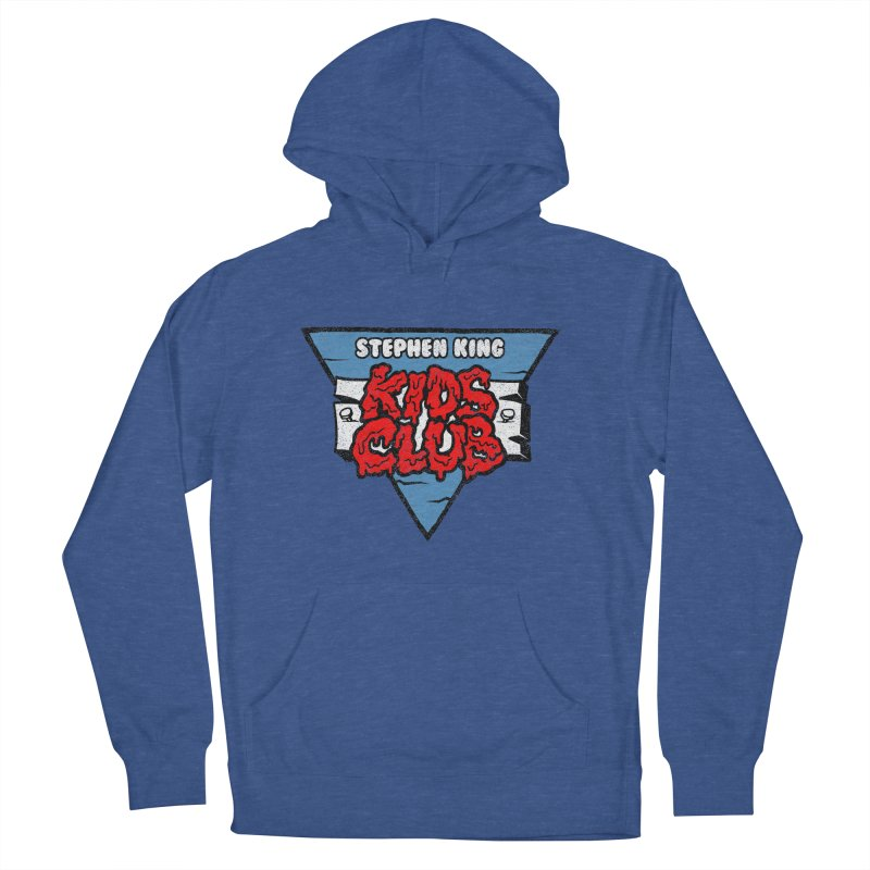 Stephen King Kids Club Women's Pullover Hoody by Gimetzco's Damaged Goods