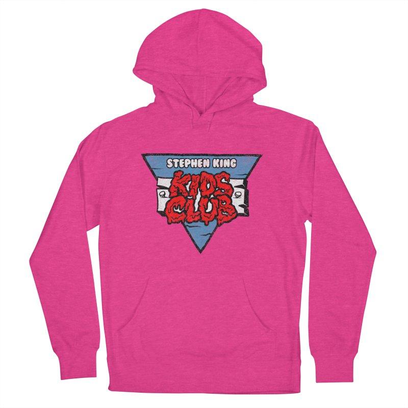 Stephen King Kids Club Women's Pullover Hoody by Gimetzco's Artist Shop