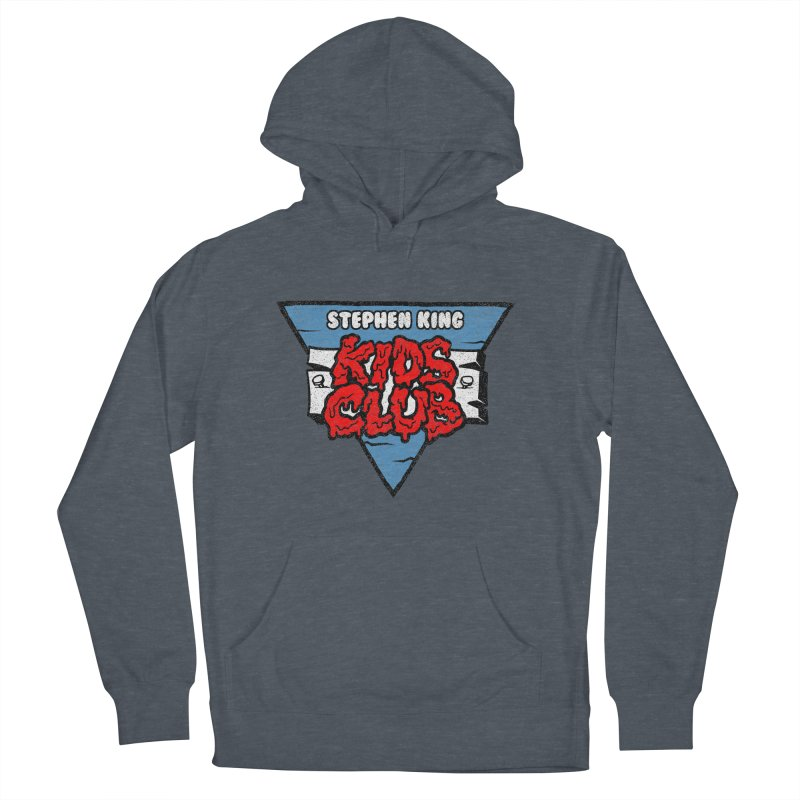 Stephen King Kids Club Men's Pullover Hoody by Gimetzco's Damaged Goods
