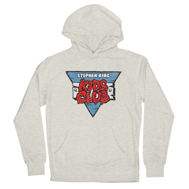 Stephen King Kids Club Men's Pullover Hoody by Gimetzco's Artist Shop