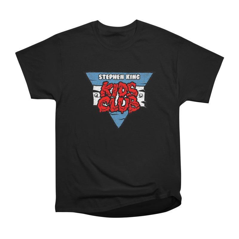 Stephen King Kids Club Men's Classic T-Shirt by Gimetzco's Artist Shop