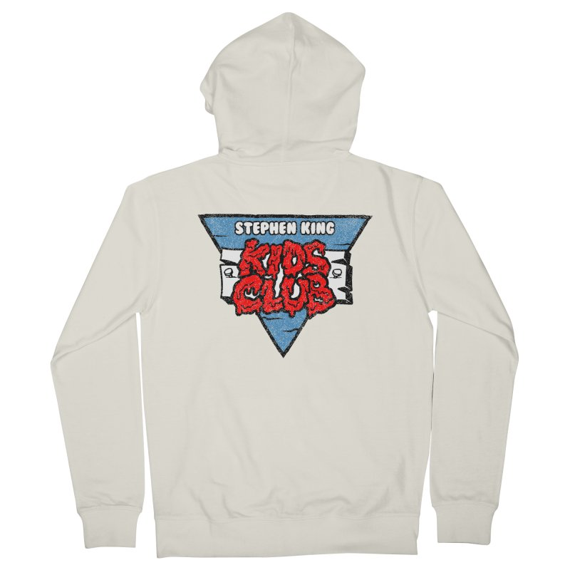 Stephen King Kids Club Women's Zip-Up Hoody by Gimetzco's Artist Shop