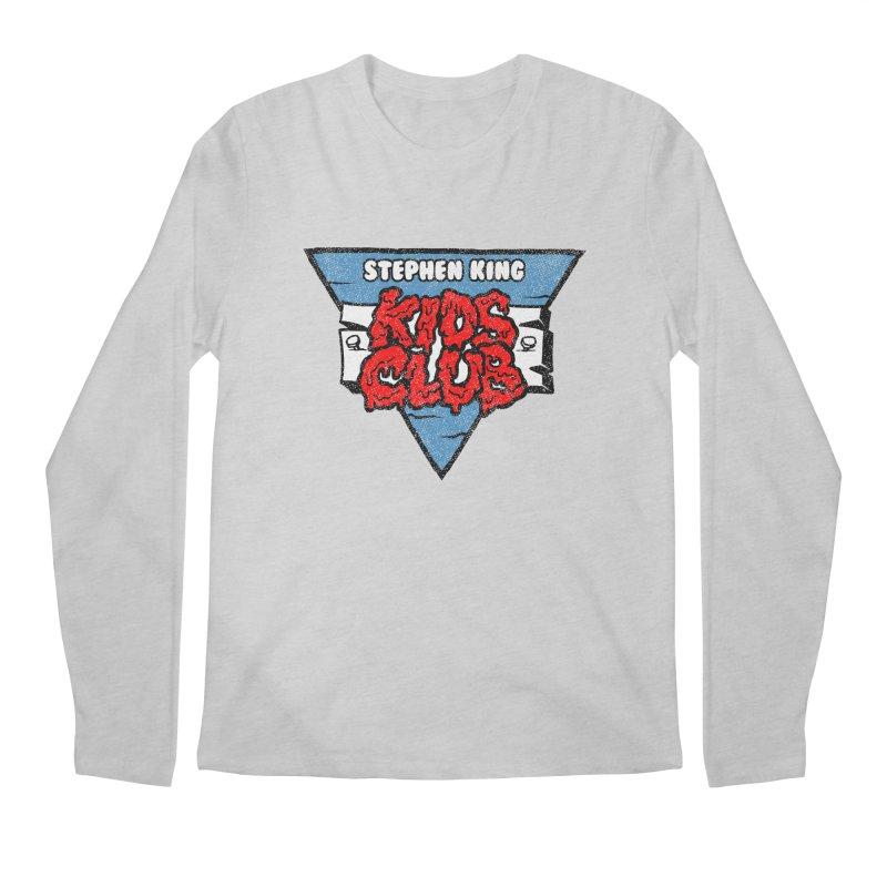 Stephen King Kids Club Men's Longsleeve T-Shirt by Gimetzco's Artist Shop