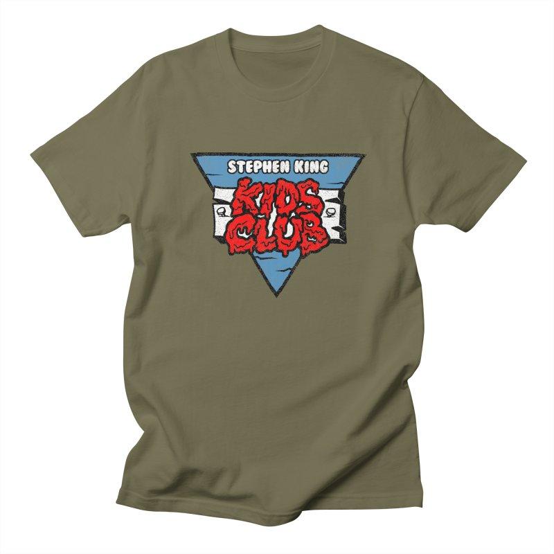 Stephen King Kids Club Men's T-Shirt by Gimetzco's Damaged Goods