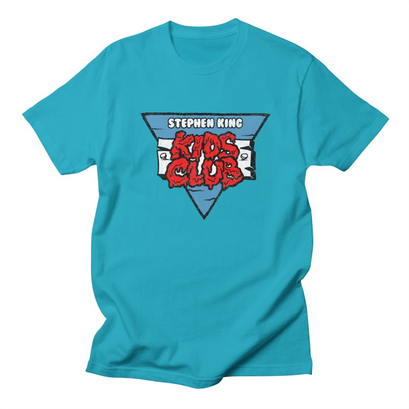 Stephen King Kids Club Women's Unisex T-Shirt by Gimetzco's Artist Shop
