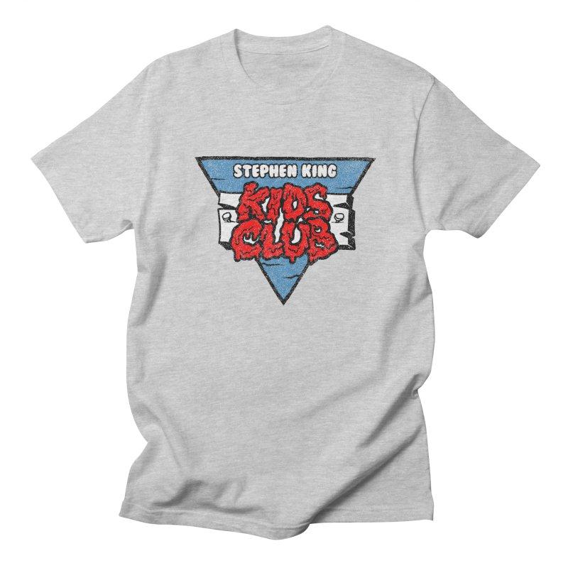 Stephen King Kids Club Men's T-Shirt by Gimetzco's Artist Shop