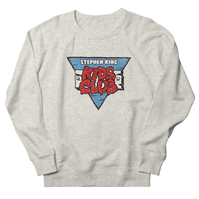 Stephen King Kids Club Men's Sweatshirt by Gimetzco's Artist Shop
