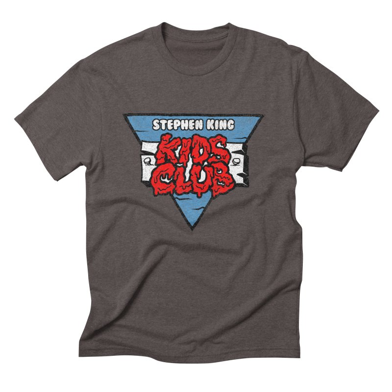 Stephen King Kids Club Men's Triblend T-shirt by Gimetzco's Artist Shop
