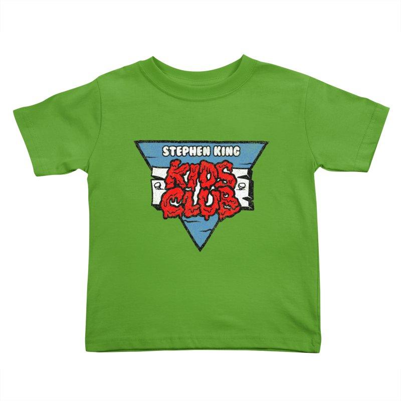 Stephen King Kids Club Kids Toddler T-Shirt by Gimetzco's Damaged Goods