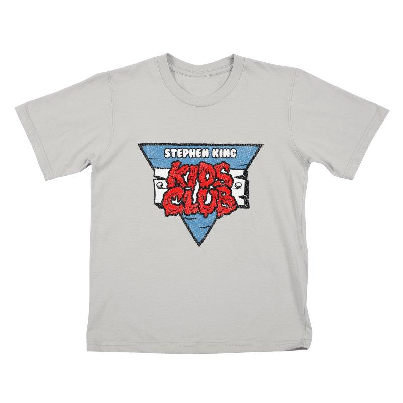 Stephen King Kids Club Kids T-Shirt by Gimetzco's Artist Shop