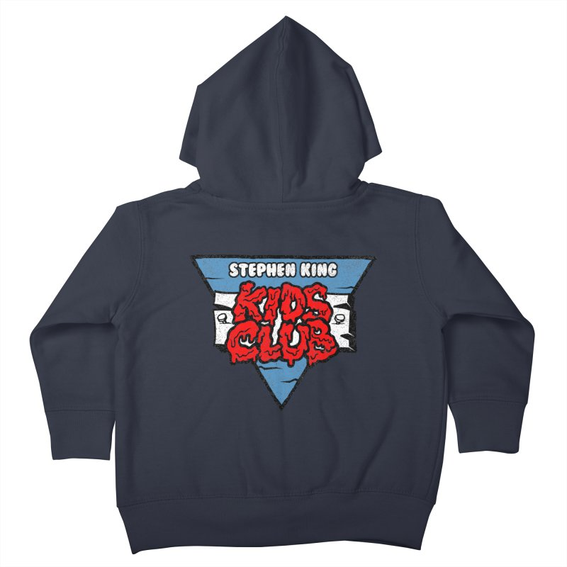 Stephen King Kids Club Kids Toddler Zip-Up Hoody by Gimetzco's Artist Shop