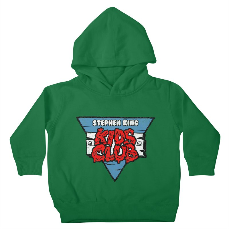 Stephen King Kids Club Kids Toddler Pullover Hoody by Gimetzco's Artist Shop