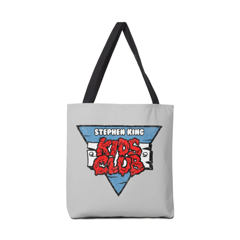 Stephen King Kids Club Accessories Bag by Gimetzco's Artist Shop
