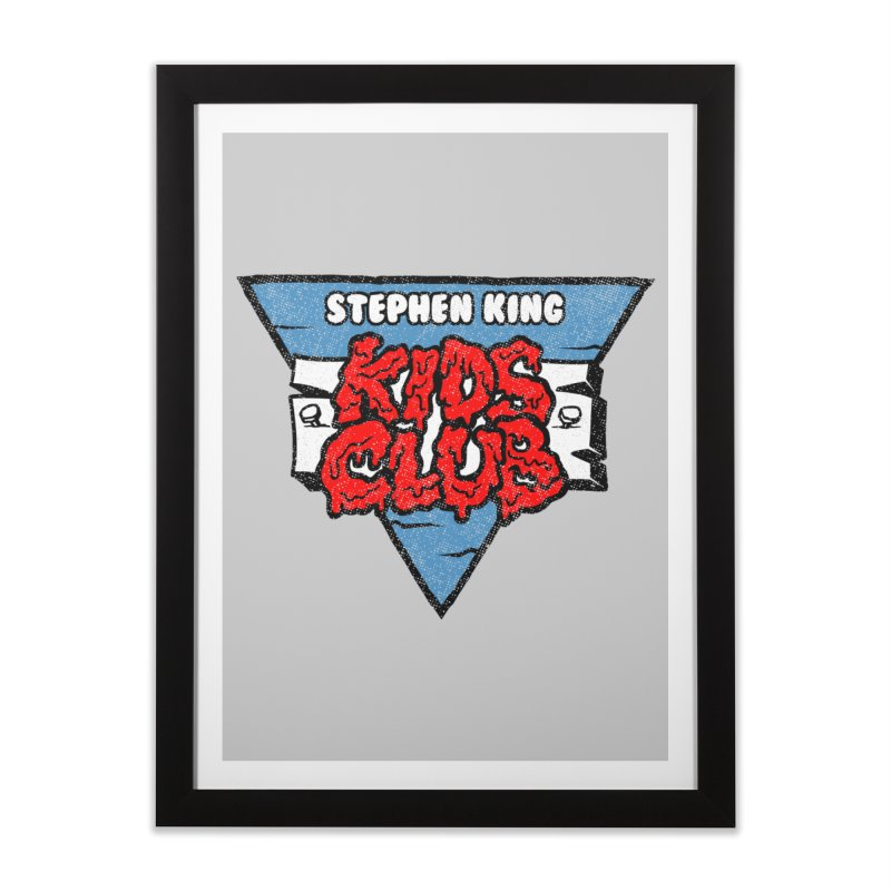Stephen King Kids Club   by Gimetzco's Artist Shop