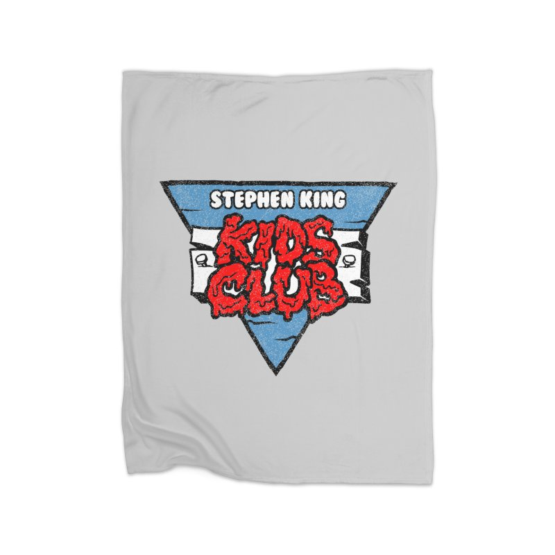 Stephen King Kids Club Home Blanket by Gimetzco's Damaged Goods