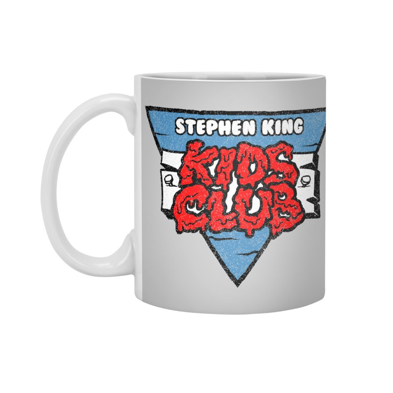 Stephen King Kids Club Accessories Mug by Gimetzco's Damaged Goods
