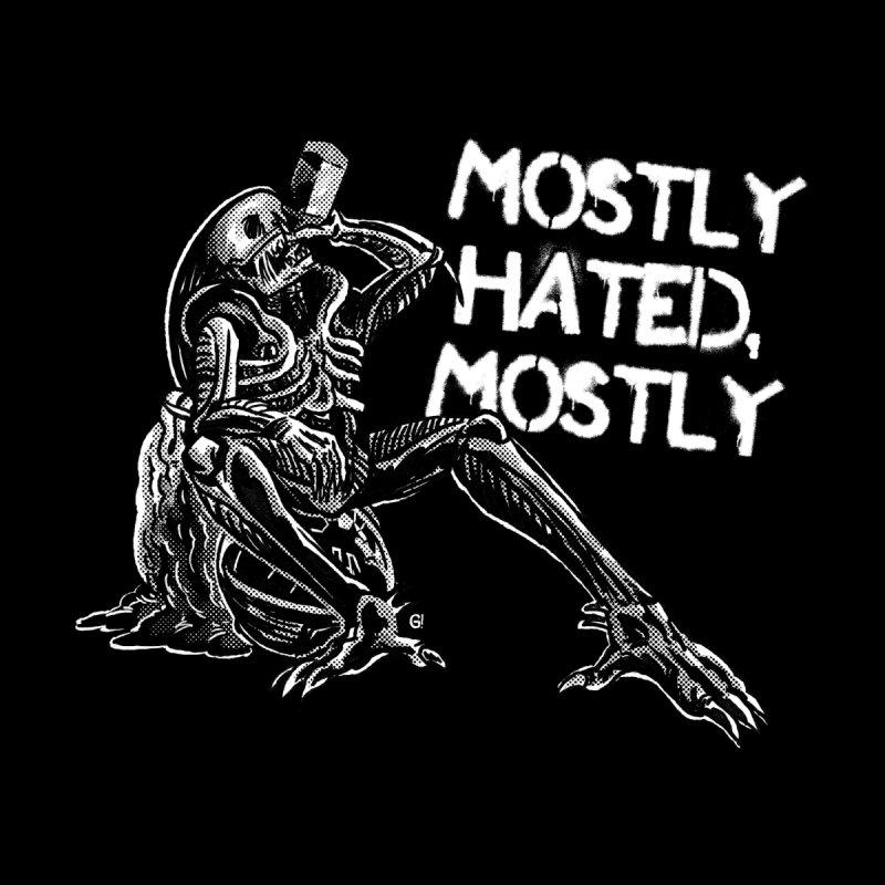 GG Alien (Dark) Men's T-Shirt by Gimetzco's Damaged Goods