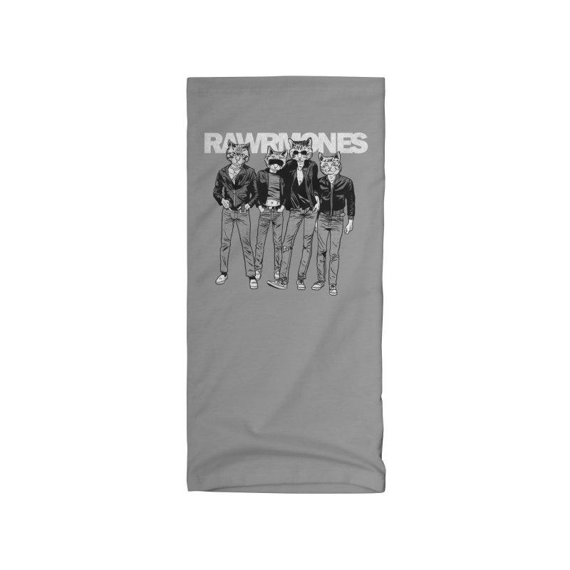 Rawrmones (original) Accessories Neck Gaiter by Gimetzco's Damaged Goods