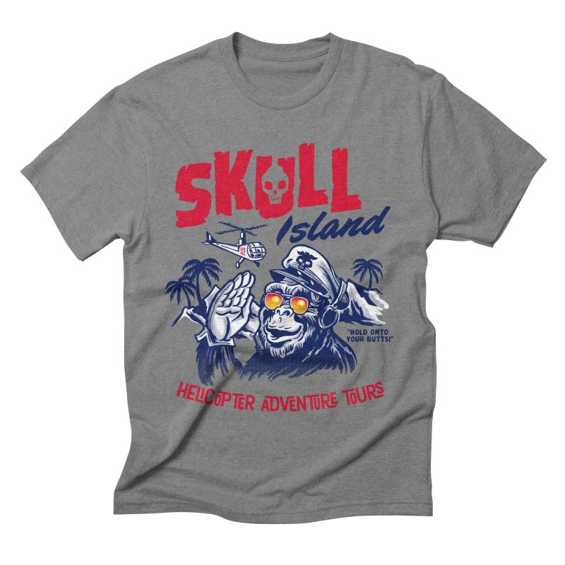 Skull Island Helicopter Adventure Tours   by Gimetzco's Artist Shop