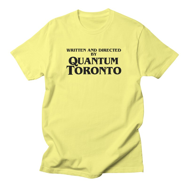 W&D by QT Men's T-Shirt by Gimetzco's Damaged Goods