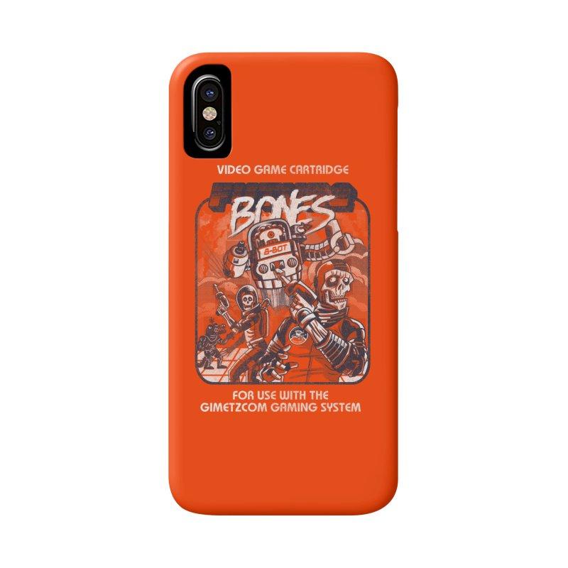 Future Bones Accessories Phone Case by Gimetzco's Artist Shop