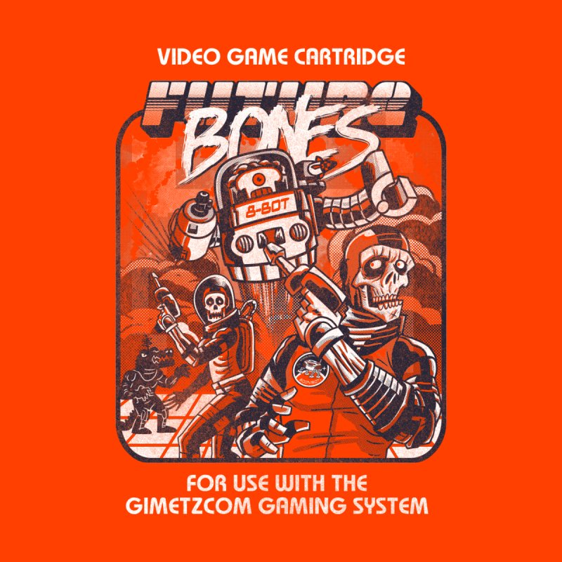 Future Bones by Gimetzco's Artist Shop