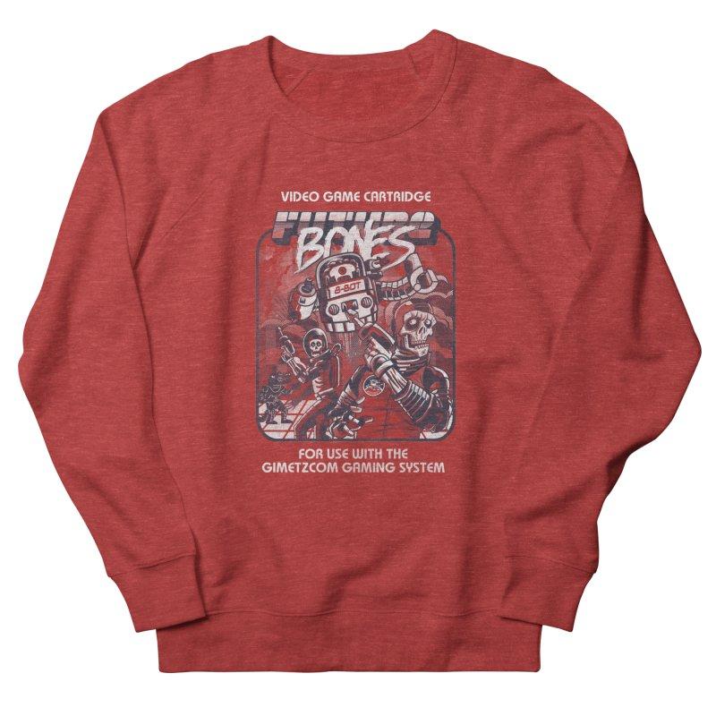 Future Bones Women's Sweatshirt by Gimetzco's Damaged Goods