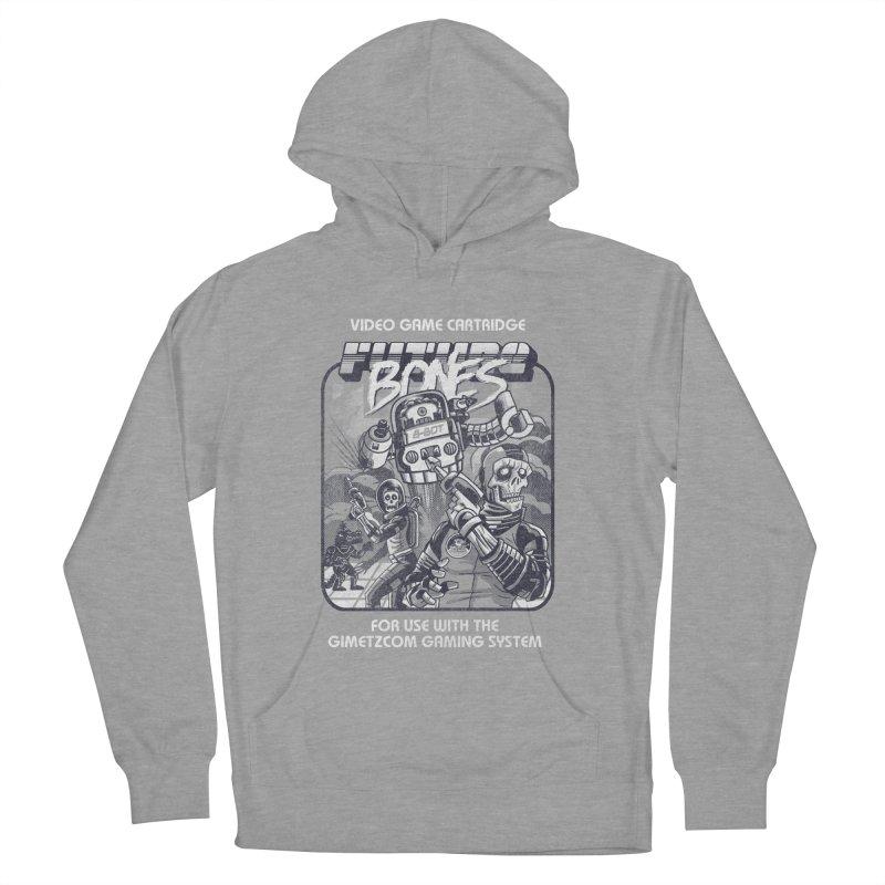 Future Bones Men's Pullover Hoody by Gimetzco's Artist Shop