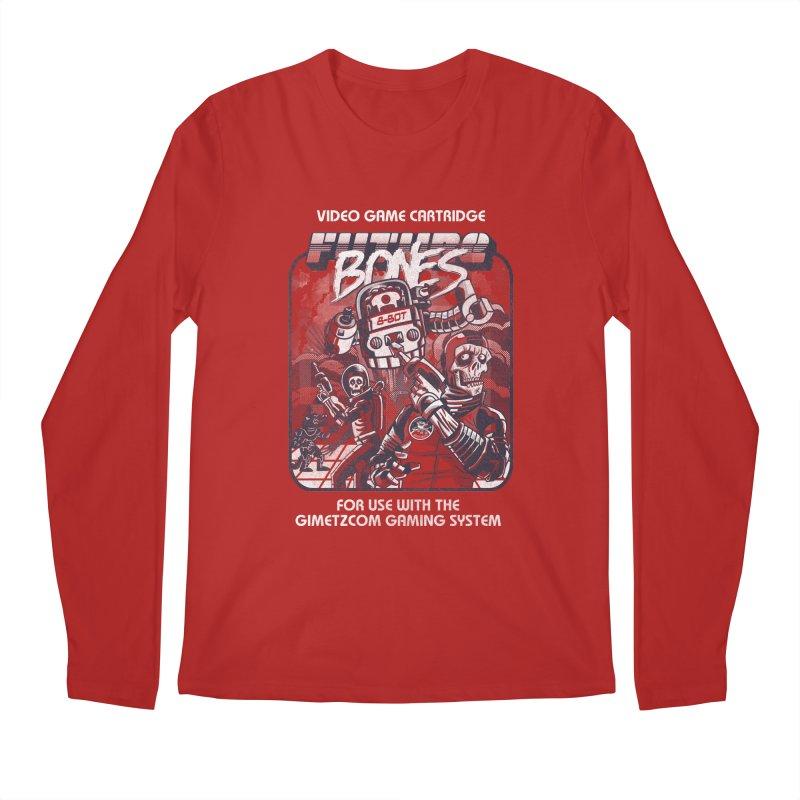 Future Bones Men's Longsleeve T-Shirt by Gimetzco's Artist Shop