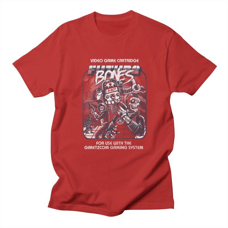 Future Bones Men's T-shirt by Gimetzco's Artist Shop