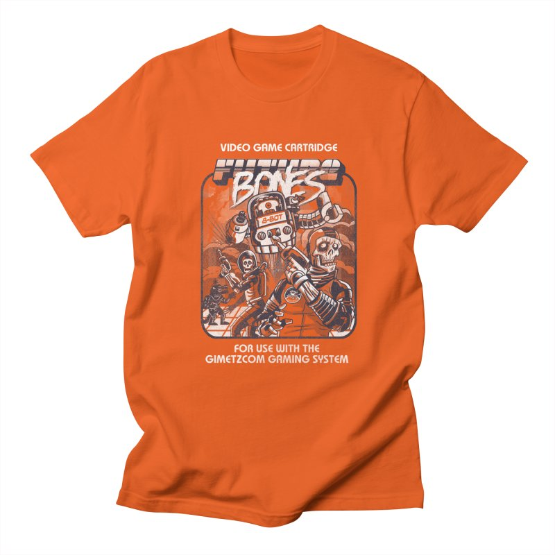 Future Bones Women's Unisex T-Shirt by Gimetzco's Artist Shop