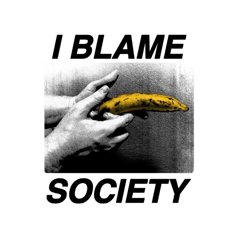I Banana society Men's T-Shirt by Gimetzco's Damaged Goods