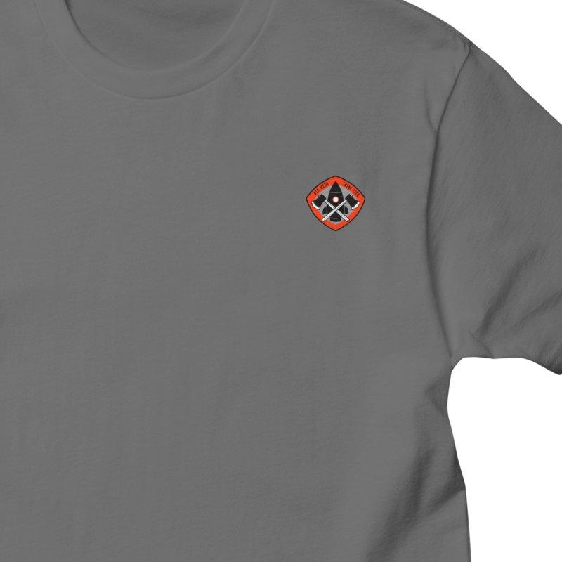 Aim high Swing true Men's T-Shirt by Gimetzco's Damaged Goods