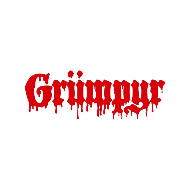 Bloody Grümpyr Men's T-Shirt by Gimetzco's Damaged Goods