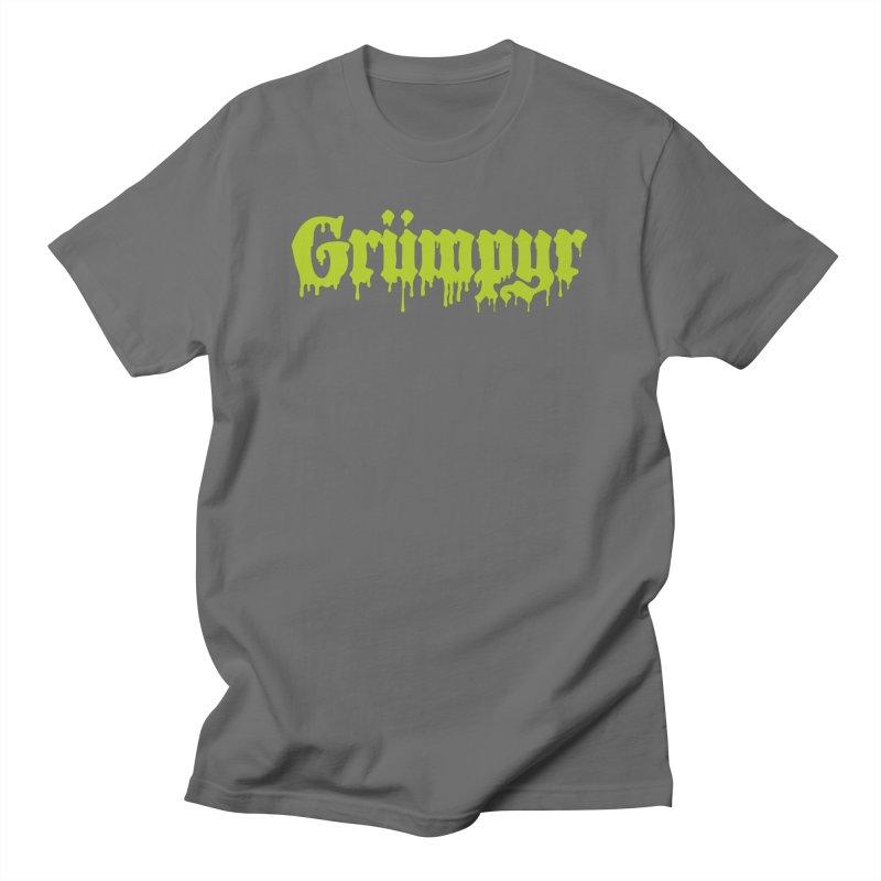Ghost of Grümpyr Men's T-Shirt by Gimetzco's Damaged Goods