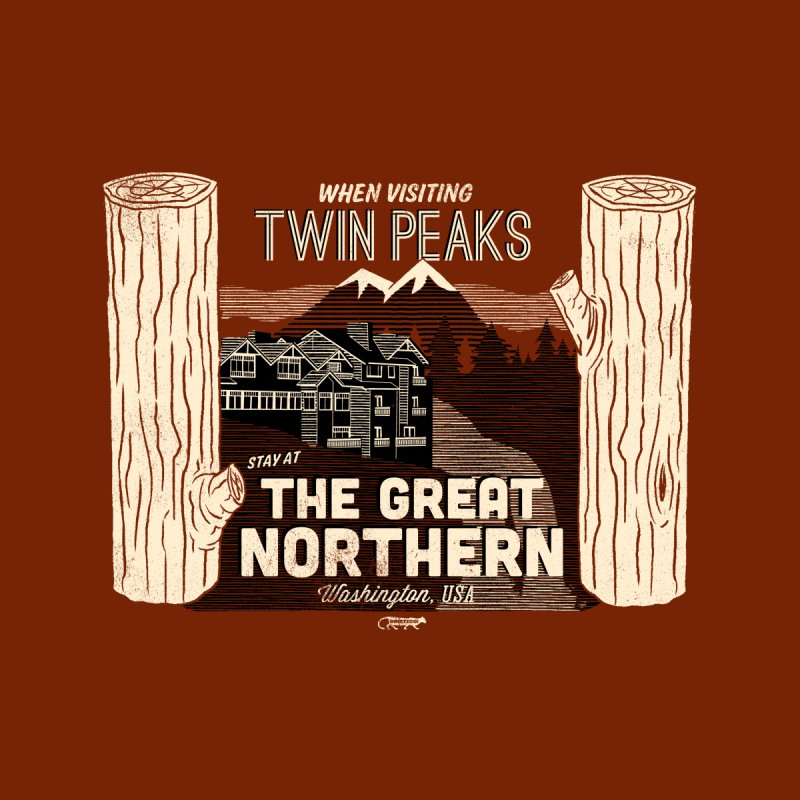 the great northern Women's Sweatshirt by Gimetzco's Artist Shop