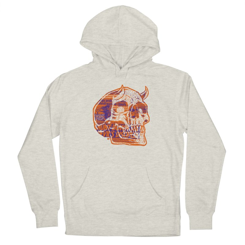 Satanic Panic Men's Pullover Hoody by Gimetzco's Damaged Goods