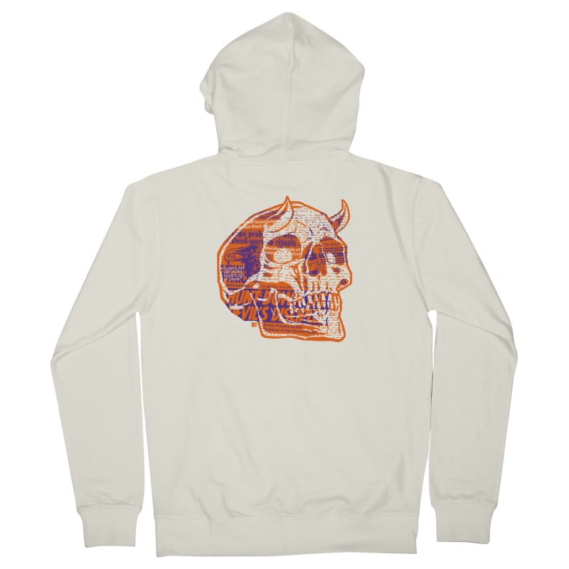 Satanic Panic Men's Zip-Up Hoody by Gimetzco's Artist Shop